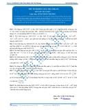 Luyện thi Đại học Kit 1 - Môn Toán: Thể tích khối lăng trụ Phần 02 (Bài tập tự luyện)