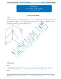 Luyện thi Đại học Kit 1 - Môn Toán: Các vấn đề về góc (Phần II)