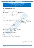 Bất phương trình mũ và logarit Phần 2: Hướng dẫn giải bài tập tự giải