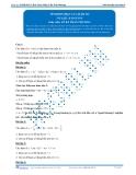 Luyện thi Đại học Kit 1 - Môn Toán: Tính đơn điệu của hàm số (Tài liệu bài giảng)