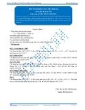 Luyện thi Đại học Kit 1 - Môn Toán: Thể tích khối lăng trụ Phần 01 (Tài liệu bài giảng)