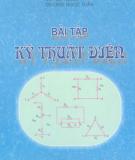 Ebook Bài tập Kĩ thuật điện: Phần 1 - Võ Huy Toàn, Trương Ngọc Tuấn