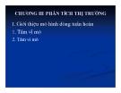Bài giảng Phân tích và lập dự án đầu tư: Chương 3 - ThS.Trần Thùy Linh