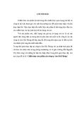 Chuyên đề tốt nghiệp: Chiến lược sản phẩm của công ty Sơn Hải Phòng
