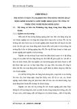 Chuyên đề tốt nghiệp: Giải pháp Marketing thúc đẩy hoạt động kinh doanh của Công ty công nghệ phẩm Minh Quân
