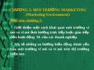 Bài giảng Marketing căn bản: Chương 2 - ĐH Kinh tế Tp.HCM