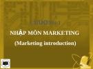 Bài giảng Marketing căn bản: Chương 1 - ĐH Kinh tế Tp.HCM
