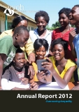 Annual Report 2012 Overcoming inequality