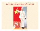 Bài giảng Tư tưởng Hồ Chí Minh: Bài 6 - Nguyễn Thị Hồng