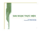 Bài giảng Quản lý dự án công nghệ thông tin: Chương 5 - ThS. Nguyễn Khắc Quốc