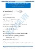 Luyện thi Đại học Kit 1 - Môn Toán: Lý thuyết cơ sở về đường thẳng (Hướng dẫn giải bài tập tự luyện)