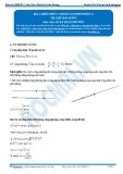 Luyện thi Đại học Kit 1 - Môn Toán Hình học tọa độ không gian: Kiến thức cơ bản cần nhớ (Tài liệu bài giảng)