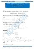 Luyện thi Đại học Kit 1 - Môn Toán: Lý thuyết cơ sở về phương trình đường thẳng