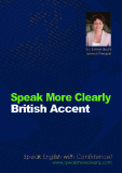 speak more clearly british accent