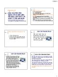 Bài giảng Tài chính Quốc tế: Chương 2 - ĐH Công nghiệp Tp.HCM