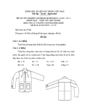 Đề thi lý thuyết May & thiết kế thời trang năm 2011 (Mã đề TH9)