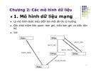 Bài giảng Hệ quản trị cơ sở dữ liệu: Chương 2 - GV. Đặng Thị Kim Anh
