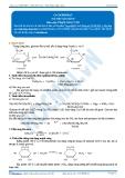 Luyện thi đại học Kit-1 môn Hóa: Cacbohiđrat (Tài liệu bài giảng)
