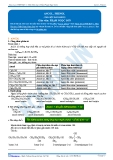 Luyện thi Đại học Kit 1 - Môn Hóa: Ancol, phenol (Tài liệu bài giảng)