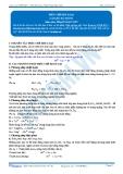 Luyện thi Đại học Kit 1 - Môn Hóa: Điều chế kim loại (Tài liệu bài giảng)