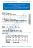 Luyện thi Đại học Kit 1 - Môn Hóa: Kim loại kiềm và hợp chất của kim loại kiềm (Tài liệu bài giảng)