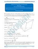 Hướng dẫn giải đề kiểm tra định kì số 01 môn Toán