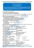 Luyện thi Đại học Kit 1 - Môn Hóa: Polime và vật liệu polime (Bài tập tự luyện)