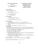 Đề thi tuyển sinh lớp 10 môn Toán năm 2013-2014 - Sở GD&ĐT Quảng Nam