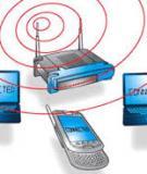 Đồ án tốt nghiệp Điện tử viễn thông: Bảo mật mạng không dây