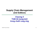 Bài giảng Quản trị chuỗi cung ứng - Chương 5: Thiết kế mạng lưới trong chuỗi cung ứng