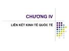 Bài giảng Kinh tế quốc tế: Chương 5 - GV. Phan Y Lan