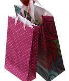 Cách tự làm túi xách bằng giấy xinh xắn
