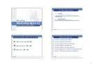 Bài giảng Marketing quản trị - Chương 1: Tổng quan về marketing