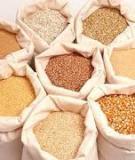 Tài liệu chăn nuôi - Chương 3: Dinh dưỡng và thức ăn vật nuôi