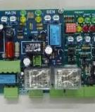 Đồ án tốt nghiệp Điện tự động công nghiệp: Thực hiện bộ chuyển nguồn tự động ATS bằng PLC S7-400