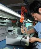 Đồ án tốt nghiệp Điện tự động công nghiệp: Nghiên cứu xây dựng hệ thống bảng thông tin điện tử