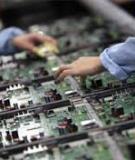 Đồ án tốt nghiệp Điện tự động công nghiệp: Thiết kế hệ thống điều khiển dùng PLC cho máy xấn tôn tại nhà máy thép Việt - Hàn