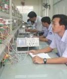 Đồ án tốt nghiệp Điện tự động công nghiệp: Lập trình điều khiển logic cho bồn trộn Polime