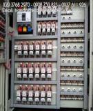 Đồ án tốt nghiệp Điện tự động công nghiệp: Trang bị điện điện tử dây chuyền cán thép nhà máy cán thép Việt - Nhật. Đi sâu nghiên cứu hệ thống điều khiển giám sát lò nhiệt