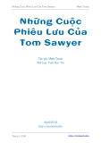 Truyện ngắn Những cuộc phiêu lưu của Tom Sawyer