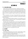 Bài giảng Kỹ thuật số - Chương 5: Hệ tuần tự