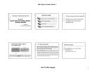 Bài giảng Tài chính doanh nghiệp - Chương 2: Quản trị tài chính trong doanh nghiệp