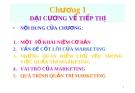 Bài giảng Marketing Quốc tế - Chương 1: Đại cương về tiếp thị