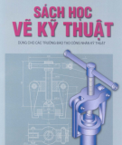 Ebook Sách học vẽ kỹ thuật: Phần 2 - Trần Hữu Quế