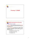 Bài giảng Kỹ thuật điện tử: Chương 4 - Nguyễn Lý Thiên Trường