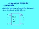 Bài giảng Kỹ thuật số và vi xử lý: Chương 3 - ĐH Bách Khoa