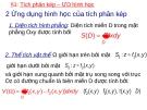 Bài giảng Giải tích 2: Chương 2.3 - Nguyễn Thị Xuân Anh