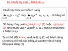 Bài giảng Giải tích 2: Chương 5.2 - Nguyễn Thị Xuân Anh