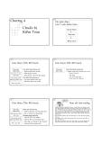 Bài giảng Kiểm toán 1 - Chương 4: Chuẩn bị kiểm toán