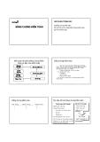 Bài giảng Kiểm toán 1 - Chương 5: Bằng chứng kiểm toán